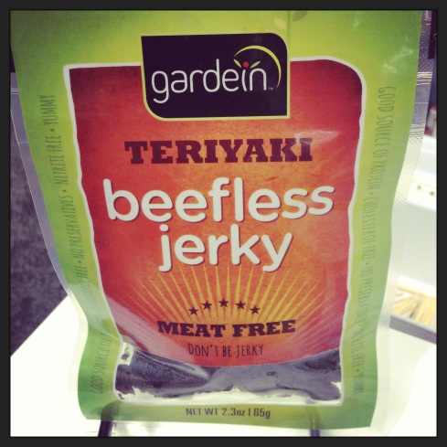It's beefless AND meat-free!